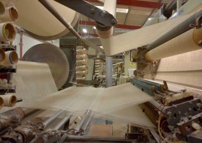 British Velvets Factory